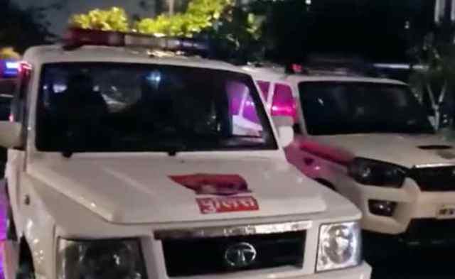 मध्य प्रदेश में सीओवीआईडी -19 रोगी के रिश्तेदारों को मारने के लिए पुलिस ने कार्रवाई की