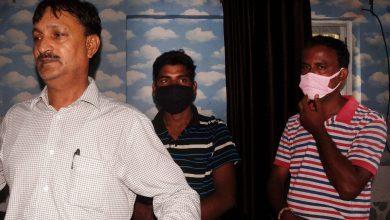 Mukhtar's aide arrested in Varanasi