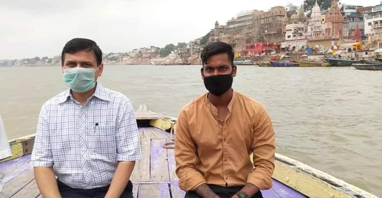 Boat operations begin in Varanasi
