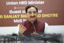 HRD-Minister Releases Alternative Academic Calendar