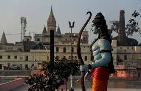 Ayodhya readies for a makeover