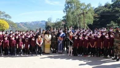 Army Chief Inaugurates New Residential Facility in Kohima Orphanage