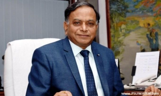 CMD NCL PK Sinha assumes charge of CMD of Mahanadi Coalfields