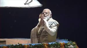 PM participates in Dev Deepawali Mahotsav in Varanasi
