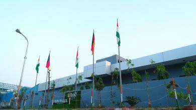 German footwear production in Agra