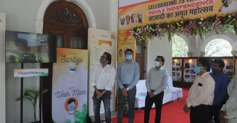 Javadekar virtually inaugurates Azadki Ka Amrit Mahotsav Photo Exhibition