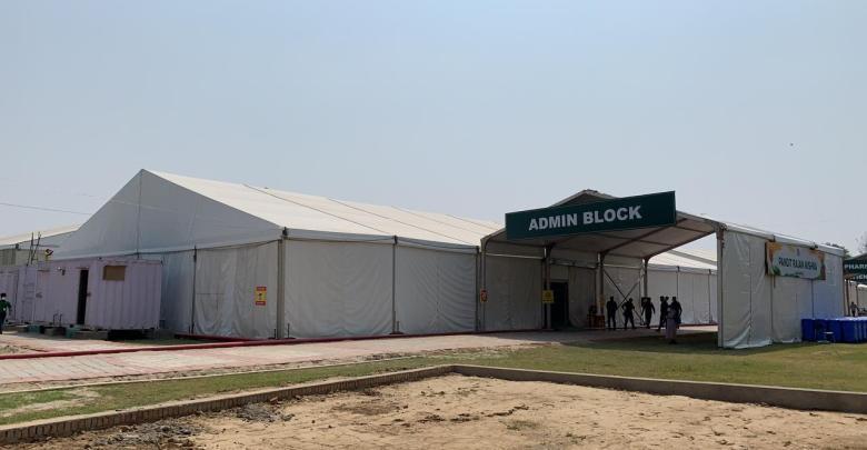 PANDIT RAJAN MISHRA COVID HOSPITAL AT VARANASI IS OPERATIONAL