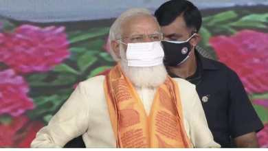 PM inaugurates development projects in Varanasi