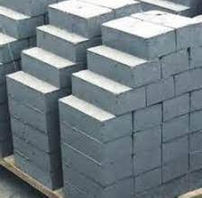 Low carbon bricks developed using construction and demolition waste