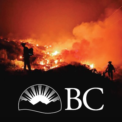 BC Wildfire Service: MEXICAN FIREFIGHTER COMING, JW QUOTE: THAT IS NEIGHBOUR TEAM SPIRIT, WHERE IS ANOTHER NEIGHBOUR?
