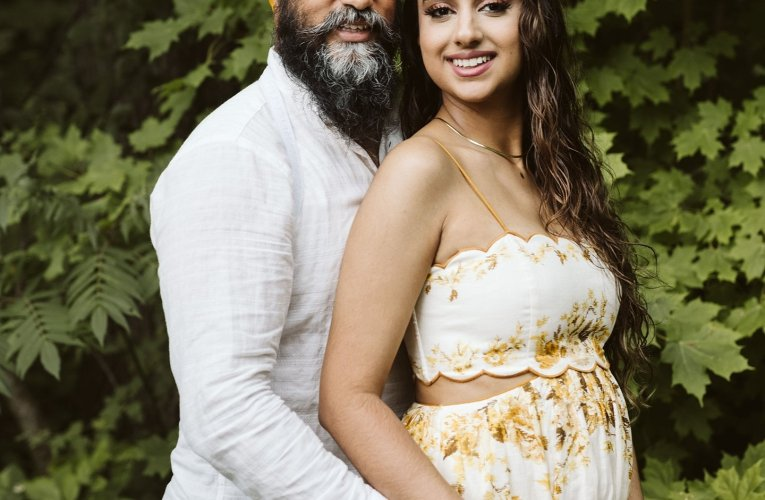 Best News This Year: NDP LEADER WILL HAVE A BABY   JW: GOOD TO HEAR