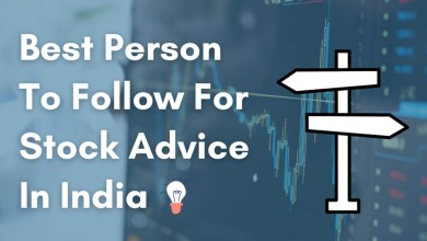Best Person to Follow on Twitter for Stock Advice in India