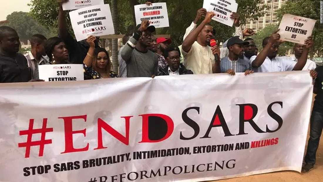 ENDSARS protesters 'win' as Police bow to pressure, dissolve SARS