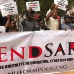 Northerners join ENDSARS