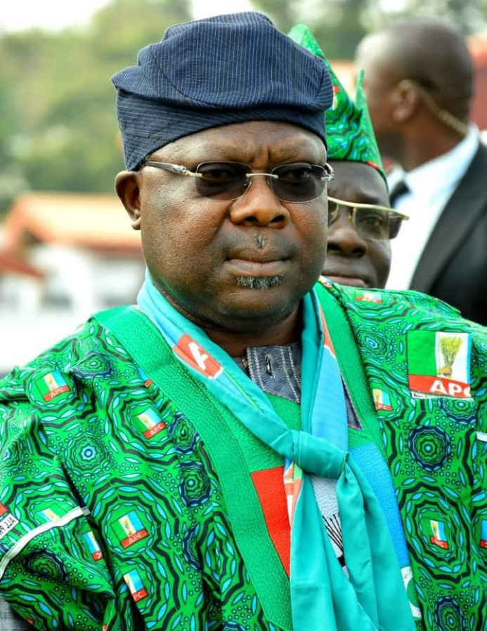 JUST IN: Ex- Osun SDP guber candidate defects to APC