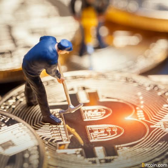 Crypto mining in Russia