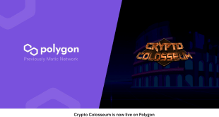 Crypto Colosseum is going live on Polygon!