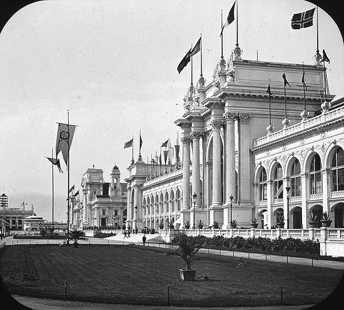 Chicago Exposition Agriculture Building