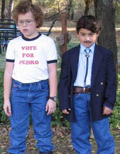 Halloween costume napolean dynamite