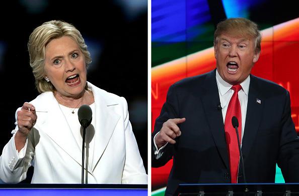 New polls show tight race between Trump and Clinton