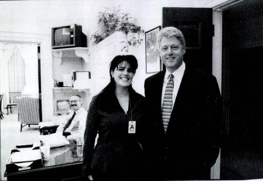 The real October Surprise will Monica Lewinsky speak out on the Clintons?