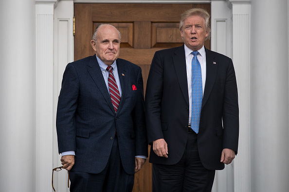 Giuliani decides against joining Trump administration cabinet