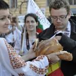 protest rosia montana paine si sare