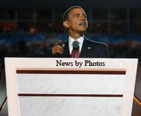 Barack Obama Acceptance Speech