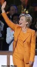 Hilary Clinton's Speech No Way - No How - No McCain