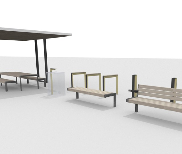 The Park Range Uses A Powder Coated Mild Steel Half Picture Frame The Battens Are