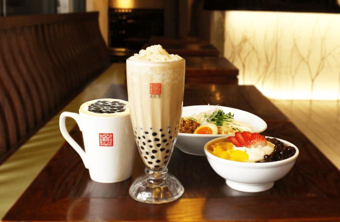 台湾カフェ 春水堂