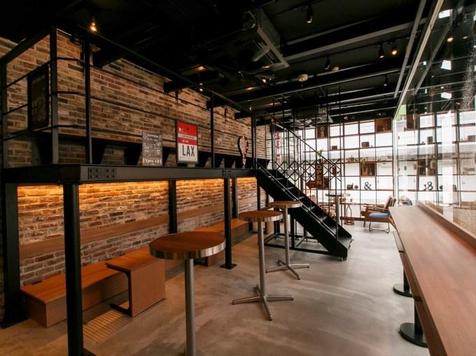 「AWESOME STORE & CAFE HARAJUKU」店内