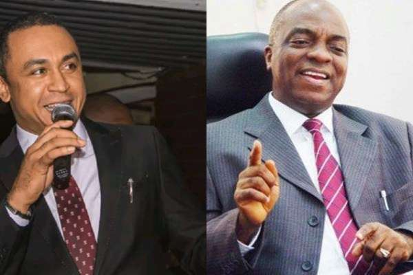 Image result for Daddy Freeze attacks Bishop Oyedepo for claiming church resurrected dead man