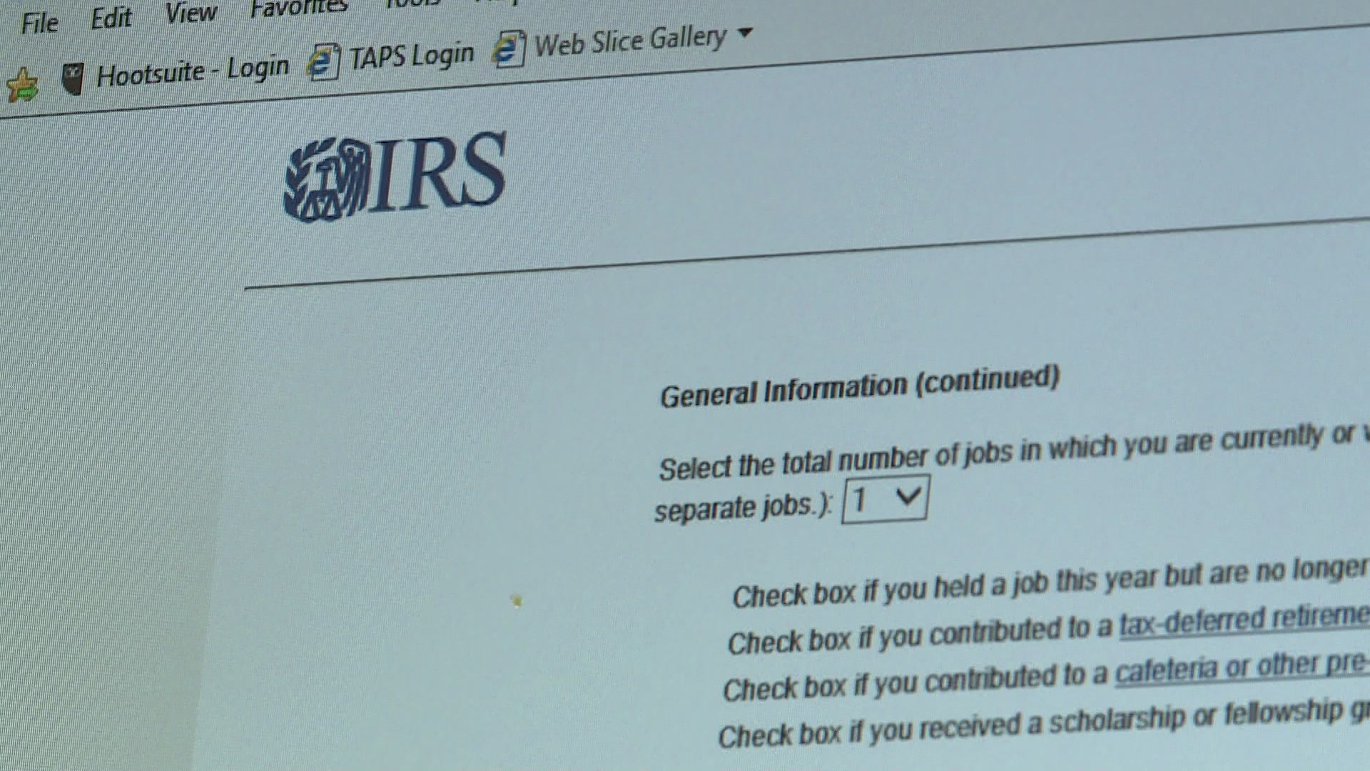 Irs Encouraging Paycheck Checkup Releases New Withholding Calculator