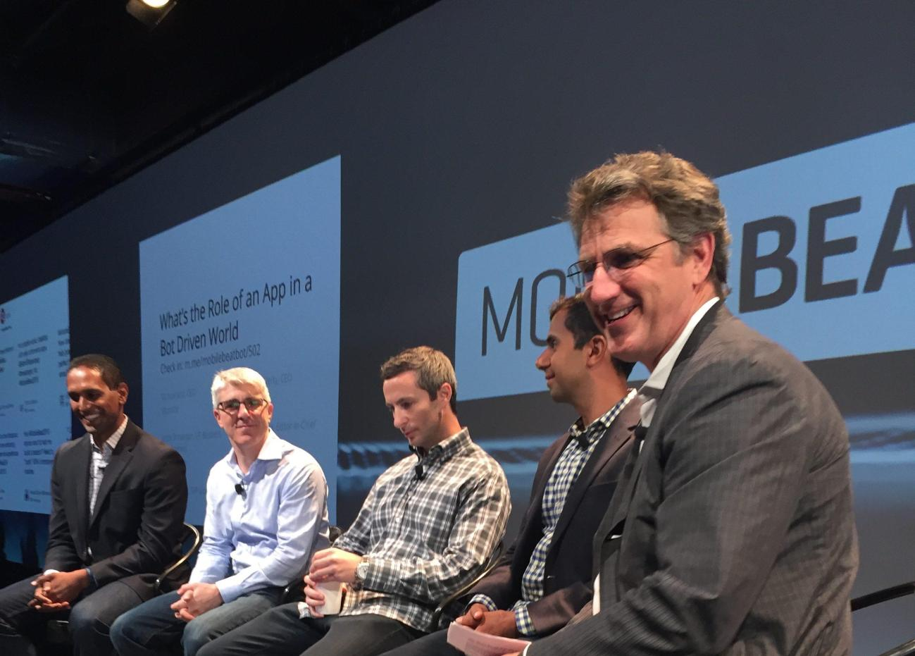 MobileBeat 2016 Panel