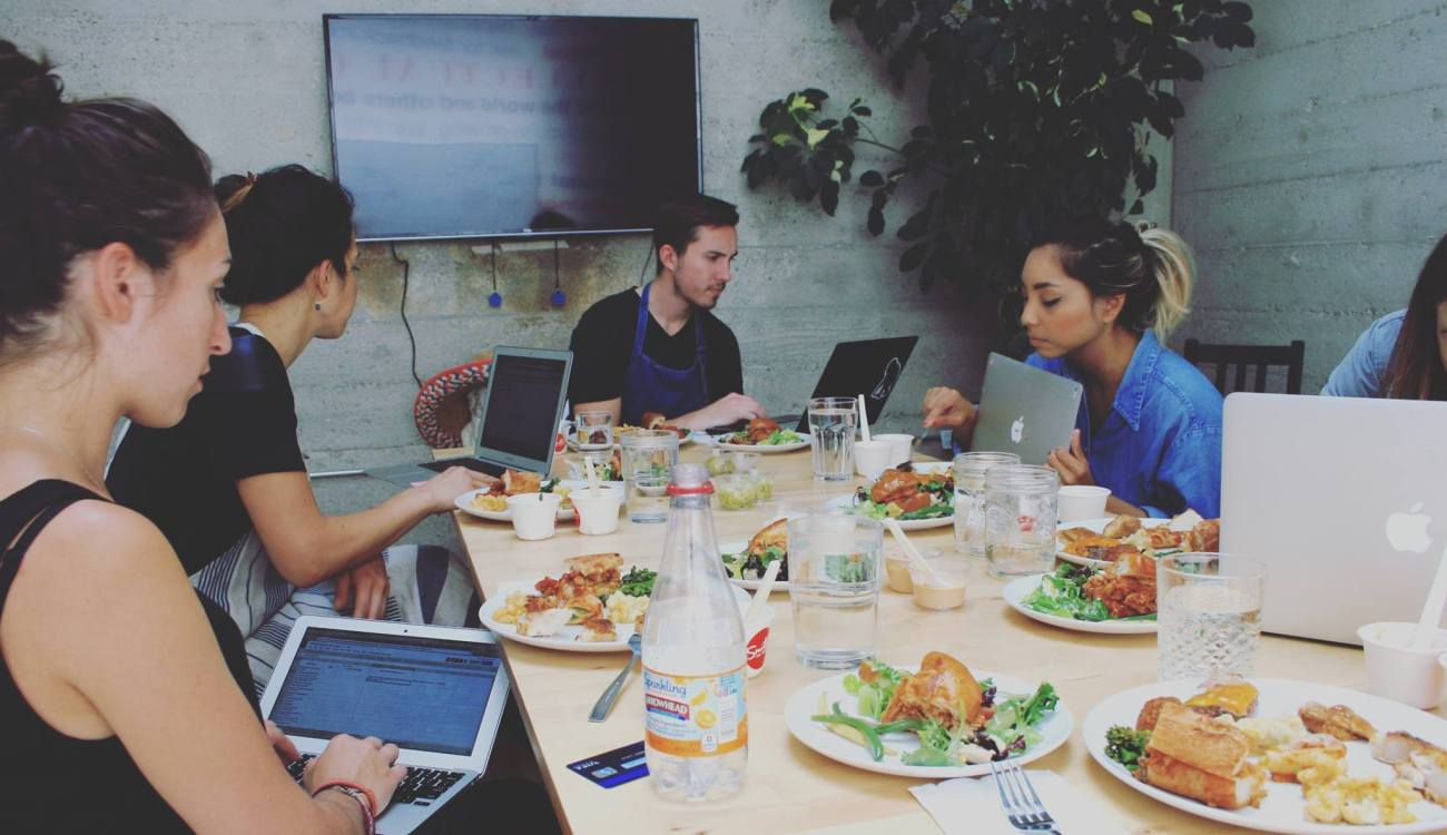 Office Catering Delivery Startup Chewse Raises $7 Million