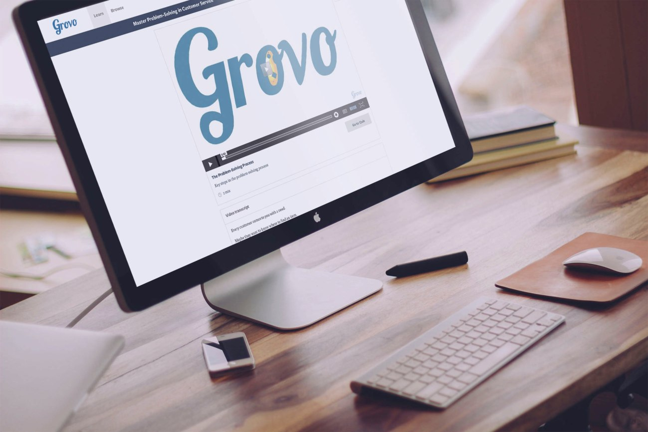 Edtech Startup Grovo Raises $11.3 Million to pioneer micro learning