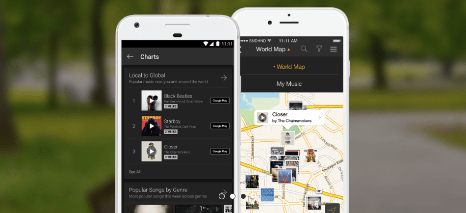 SoundHound launches new design and features