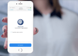 eLeaseBot is a legal bot on Facebook Messenger that helps people complete lease agreements.