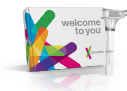 DNA test kit company 23andMe Secures $250 Million