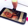 Tinda Finger is a productivity gadget that offers an accessory for users of mobile dating services