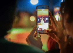 Hollagram is an iPhone messaging product that works like a video messenger with authentic reactions.
