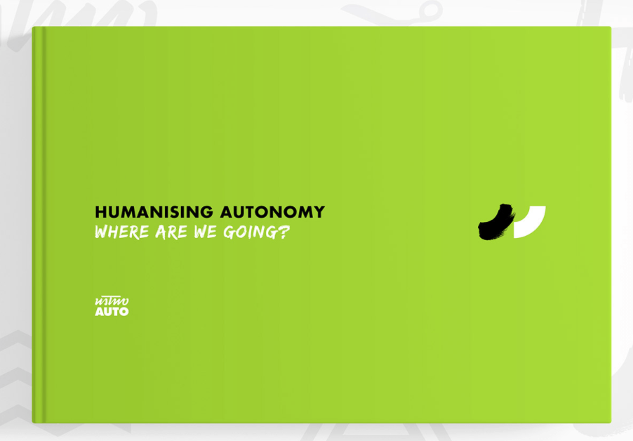 Humanizing Autonomy is a new guide to autonomous vehicle design, created by digital product studio ustwo auto.