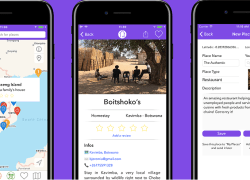 FairTrip is a sustainable travel app that helps users find local and authentic places, while making a positive impact where they visit.