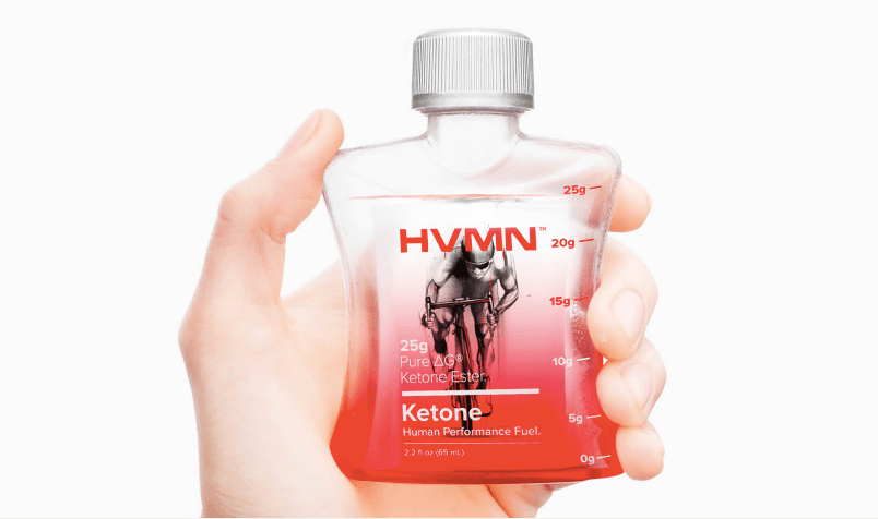 Health and fitness company HVMN is offering a ketone ester drink, which aims to be a clinically validated superfuel that can be used to improve training, recovery and performance.