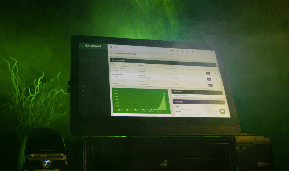 Cannabis sofware Ecommerce Startup Secures $1.5 Million