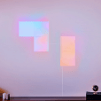 LIFX Beam's stylish, smart home-enabled accent light beams boast 16 million colors and blended whites, and integrate with such voice assistants as Apple HomeKit, Amazon Alexa, and Google Assistant.
