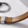 Orbitkey Ring is designed to make attaching and detaching keys effortless