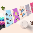 warblr hand picks, tests, and curates apparel products – the first of which is socks.