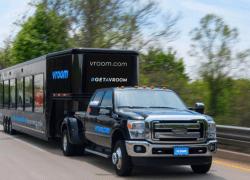 Refurbished car network Vroom Brings In $17.3 Million